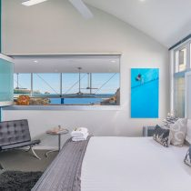 Beach House Bedroom with Ensuite