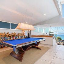 Beach House Billiard Room