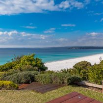 Pathway Down to Hyams Beach