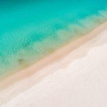 Hyams Beach Aerial View
